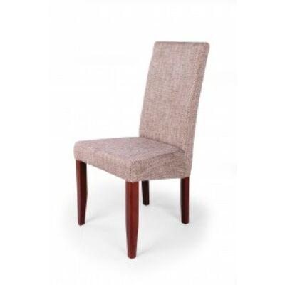 Berta szék szilva barna zsák szövetes