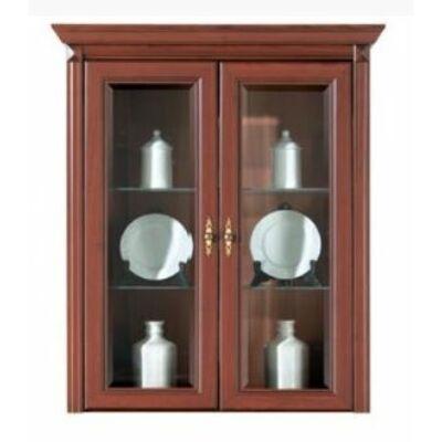Stylius klasszikus elemes bútor NNAD 2W vitrines rátét