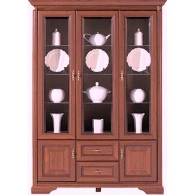 Stylius klasszikus elemes bútor NWIT3D2S vitrines tálaló