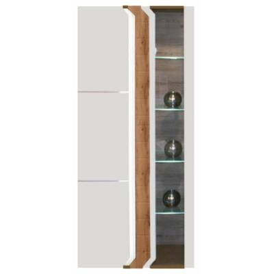 Loft L2 vitrines szekrény