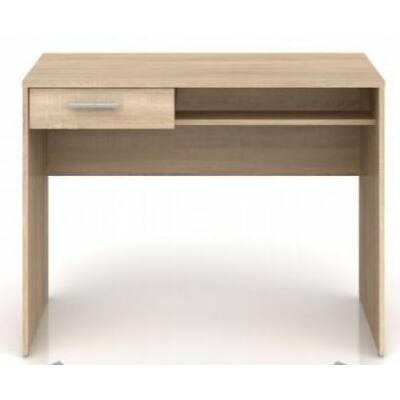 Nepo system elemes bútorcsalád Nepo BIU1S íróasztal sonoma tölgy