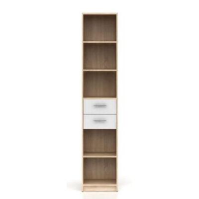Nepo system elemes bútorcsalád Nepo REG2S 40 polcos magas szekrény