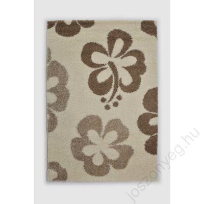 1-008 Shaggy szőnyeg- virágmintás