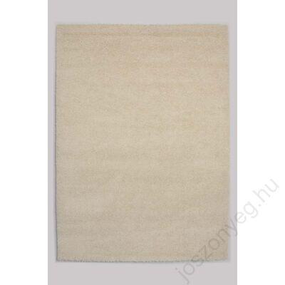 1-063 Shaggy szőnyeg - Bézs