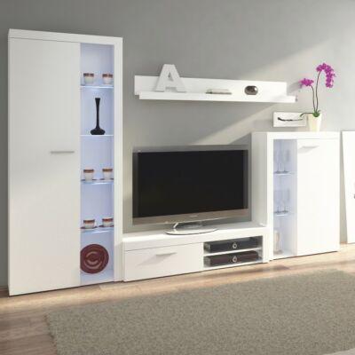 rochester fehér szekrénysor
